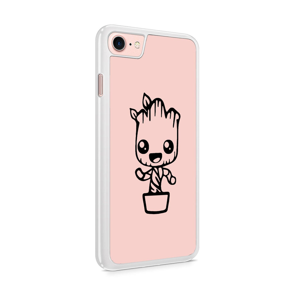Baby Groot Marvel Guardians Of The Galaxy Fathers Day Gift Iphone 7 / 7 Plus / 6 / 6s / 6 Plus / 6S