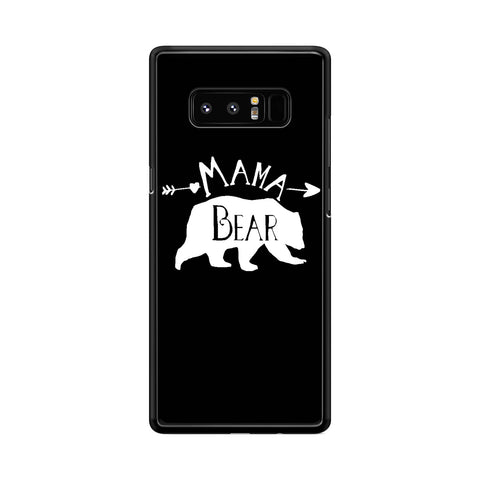 Mama Bear Gifts For Her Samsung Galaxy Note 8  Case