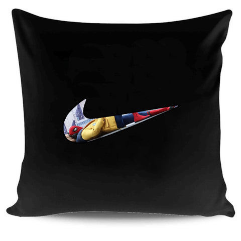 Spiderman Just Do It Later Tom Holland Homecoming Pillow Case Cover