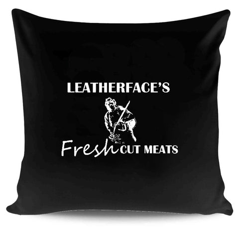Texas Chainsaw Massacre Leatherface Horror Slasher Gore Movie 70s Graphic Pillow Case Cover