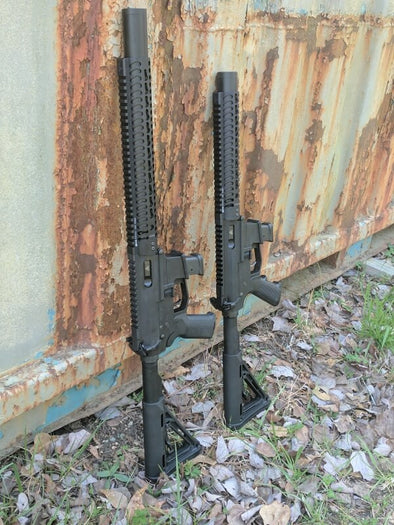 Angstadt Arms UDP-9 Rifle Integrally Suppressed