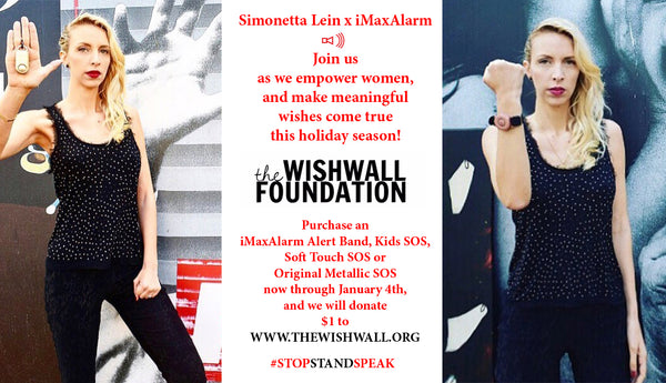 Simonetta - The Wishwall Foundation