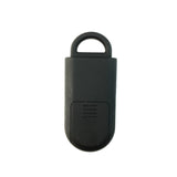 Eco Maxx Personal Security Alarm Matte Black - MaxxmAlarm