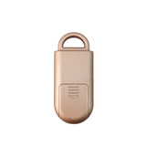 Eco Maxx Personal Security Alarm Matte Rose Gold - MaxxmAlarm