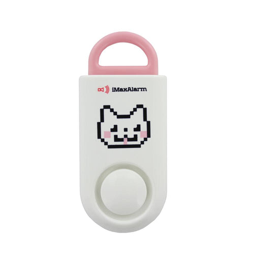 Kids Portable Personal Security Alarm Kitty Cat - MaxxmAlarm