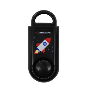 Kids Portable Personal Security Alarm Rocket - MaxxmAlarm