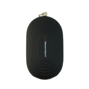 Portable Panic Button + LED Light Matte Black