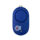 Portable Panic Button + LED Light Matte Navy