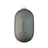 Portable Panic Button + LED Light Matte Space Grey - MaxxmAlarm
