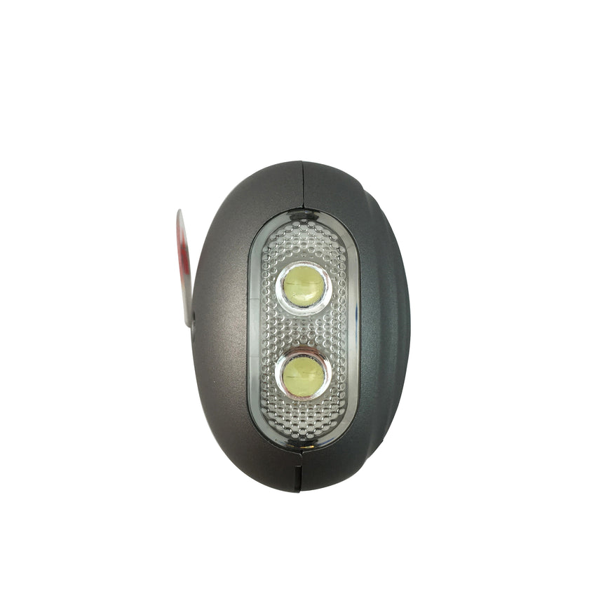 Portable Panic Button + LED Light Matte Space Grey