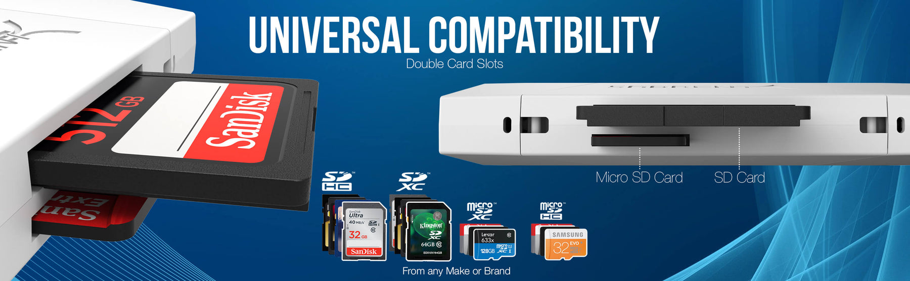 How To Solve the Biggest Problems with Universal Card Reader