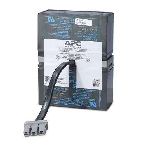 Apc By Schneider Electric Ups Battery - Lead-acid Battery - Internal - PCMatrix Center