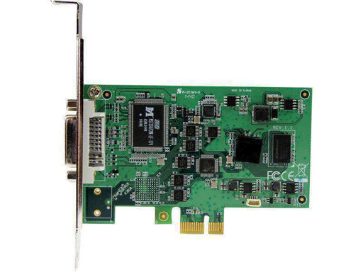 Startech Capture An Hd Audio-video Source, Through A Low-profile Or Full-profile Pci Express - PCMatrix Center
