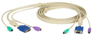Black Box Network Services Servswitch Computer Cable, Ps-2, 10-ft. - PCMatrix Center
