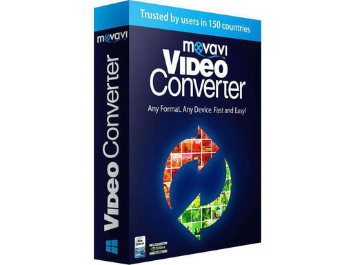 Movavi Video Converter 17 Bus Esd-DIGITAL DOWNLOAD - PCMatrix Center