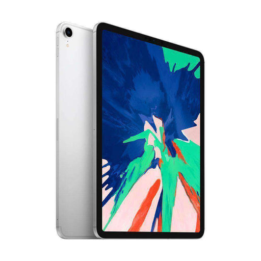 "Apple 11"" iPad Pro (256GB, Wi-Fi, Silver) - PCMatrix Center"