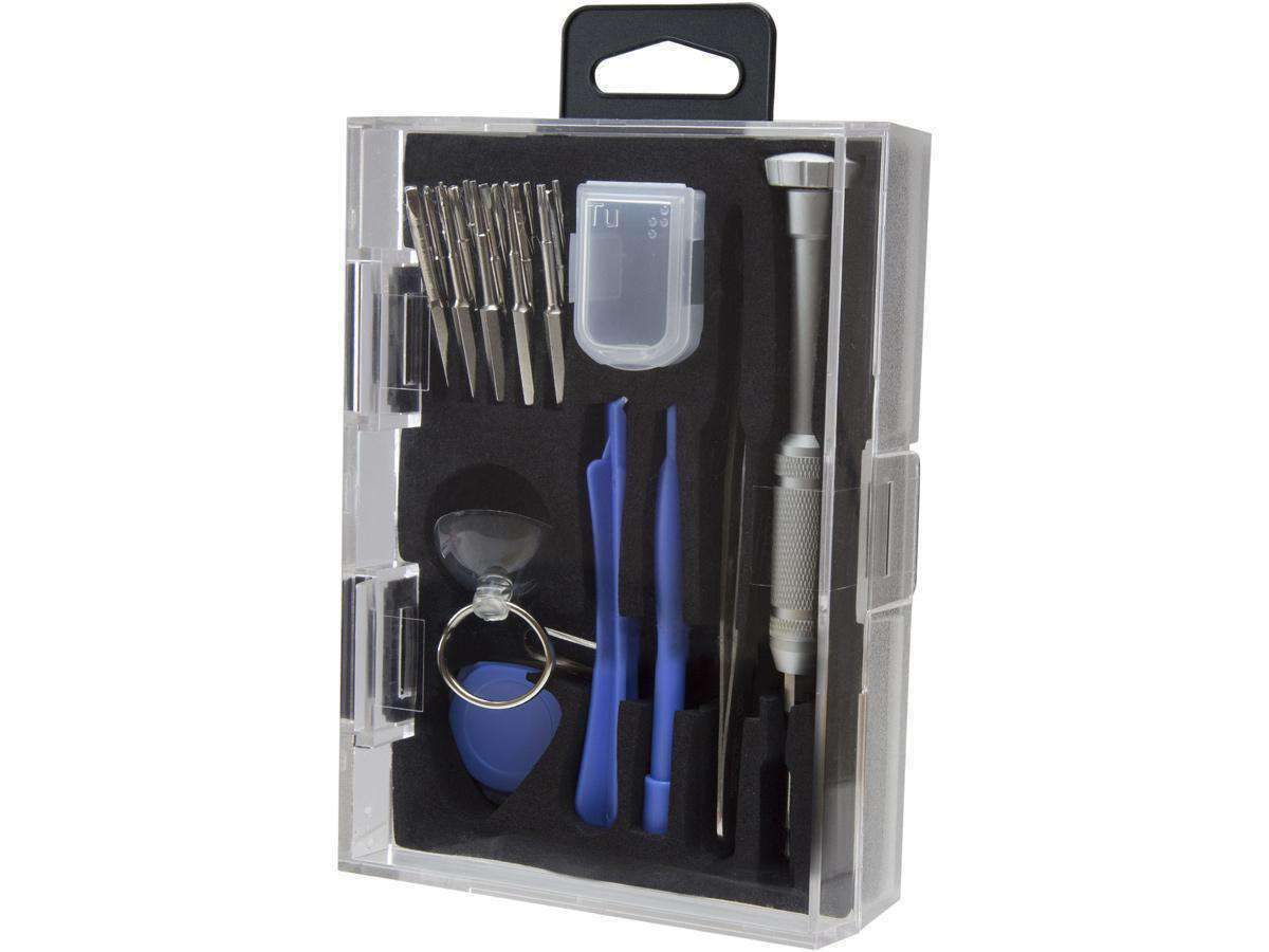 Startech Cell Phone Repair Kit Provides All The Necessary Tools For Precision Repairs On