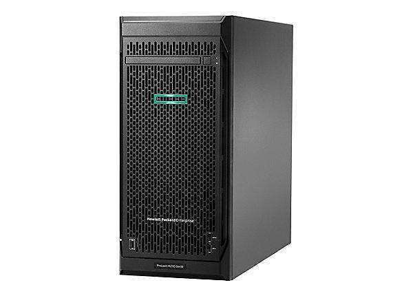 Hewlett Packard Enterprise Hpe Ml110 Gen10 4108 Perf 4lff Hp Us Svr