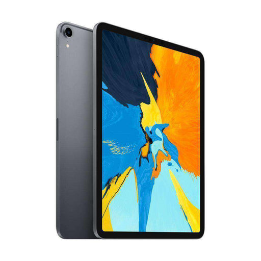 "Apple 11"" iPad Pro (512GB, Wi-Fi, Gray) - PCMatrix Center"