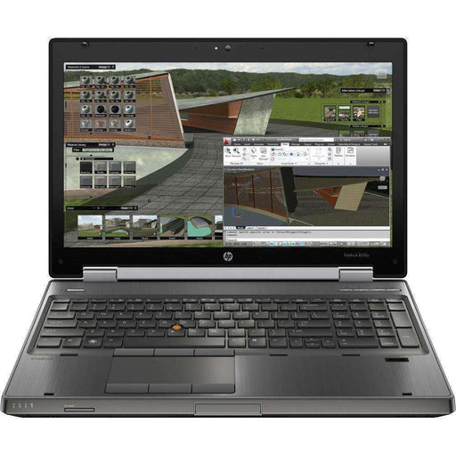 "HP EliteBook Mobile Workstation 8570w-15.6"" - PCMatrix Center"