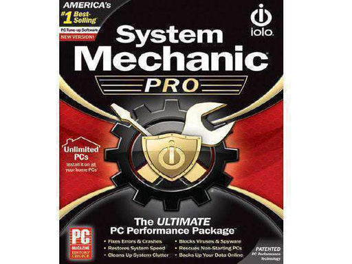 SYSTEM MECHANIC PRO ESD-DIGITAL DOWNLOAD - PCMatrix Center