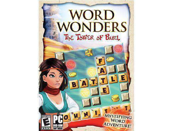 Word Wonders Is An Innovative Mix Between Puzzle, Word Writing And Role Playing--DIGITAL DOWNLOAD