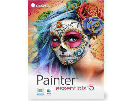 Corel Painter Essentials 5 Esd-DIGITAL DOWNLOAD - PCMatrix Center