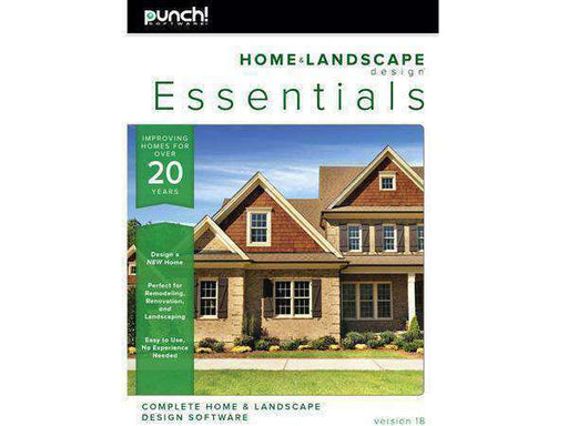 Home And Landscape Design 18 Is Better Than Ever. Design And Remodel-DIGITAL DOWNLOAD - PCMatrix Center