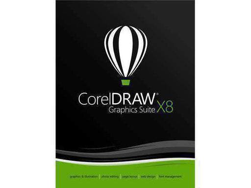 Coreldraw Graphics Suite X8 Upgrade. New Compatibility And Support-DIGITAL DOWNLOAD - PCMatrix Center