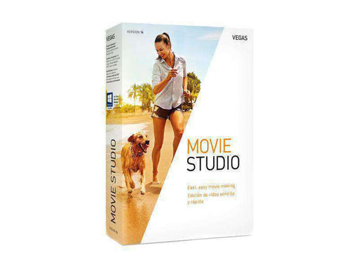 Sony Creative Software Inc Vegas Movie Studio 14 Edu Esd--DIGITAL DOWNLOAD - PCMatrix Center