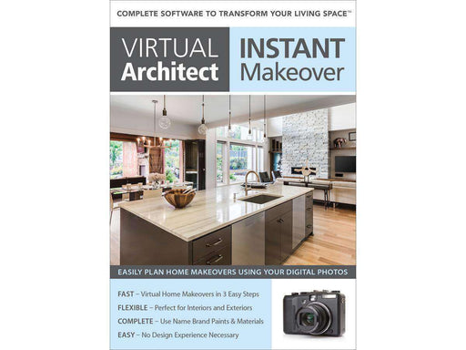 Avanquest North America Inc Virtual Architect Instant Makeover 2 Esd--DIGITAL DOWNLOAD - PCMatrix Center