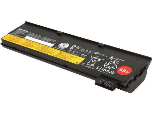 Lenovo Battery Thinkpad T440s 68+ 6 Cell - 6600 mAh - Lithium Ion (Li-Ion) - 10.8 V DC - 1 Pack - PCMatrix Center