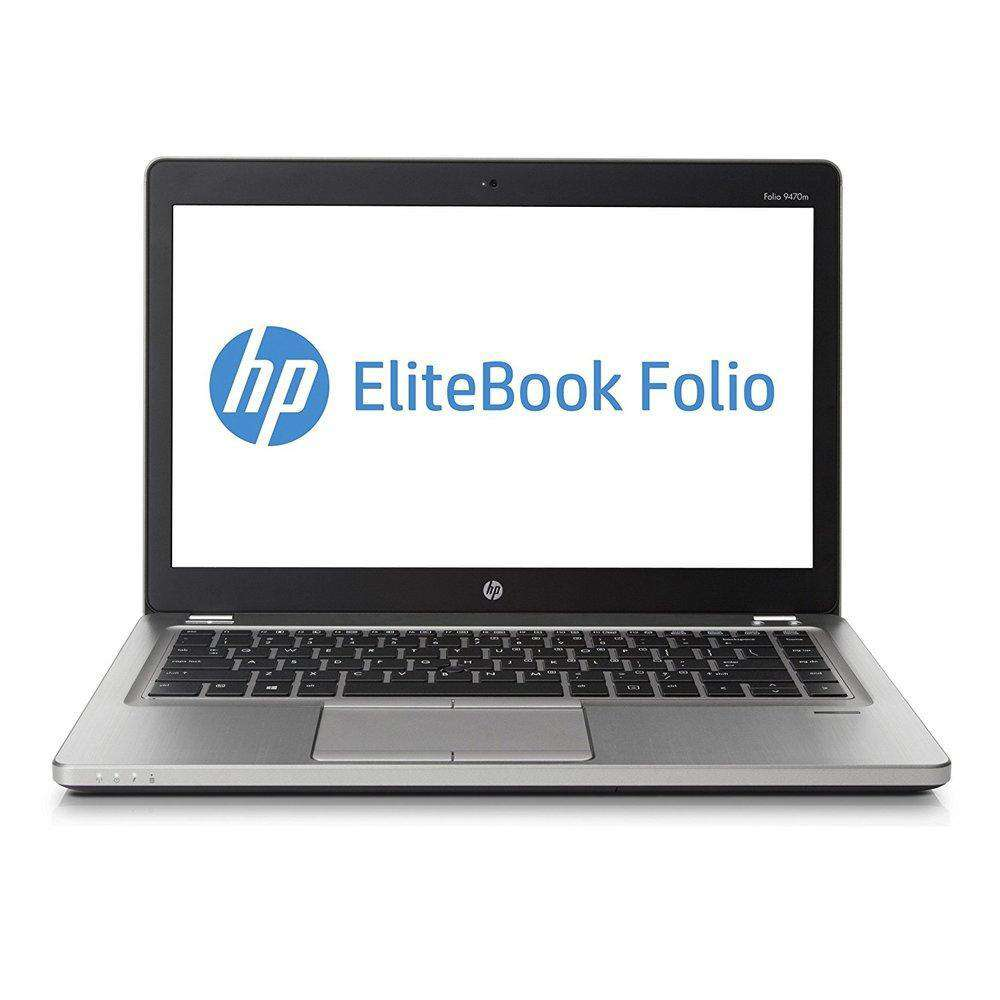 Hp Elitebook Folio 9470m - Core I5 3437u - 1.9 Ghz - Windows 7 Pro 64-bit - 4 Gb Ram - 180 Gb Ssd - 14