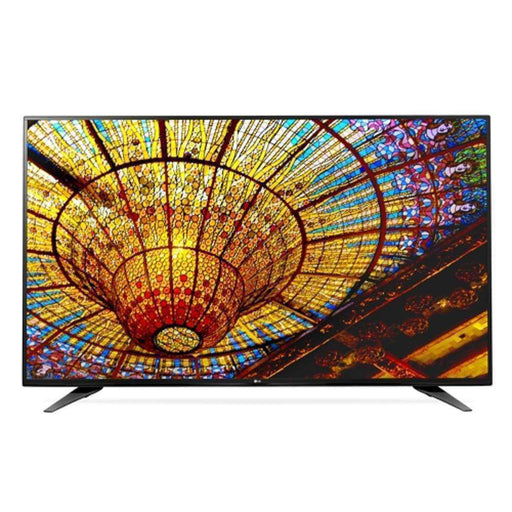 60 LG 60UH6035 4K 120Hz Widescreen LED IPS UHD Smart TV - 4 HDMI ATSC-NTSC Tuners w-Wi-Fi - PCMatrix Center