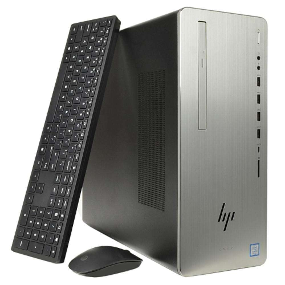 Hp Envy 795-0010 Core I5-8400 Hexa-core 2.8ghz 12gb 1tb+256gb Ssd Dvdrw Desktop Pc W10h W-hdmi. Bt & Wifi
