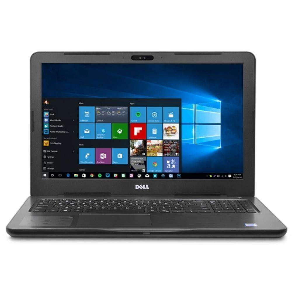 Dell Inspiron 15 Core I5-7200u Dual-core 2.5ghz 8gb 1tb Dvdrw 15.6 Laptop W10h W-cam & Bt (gray)