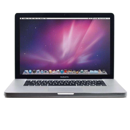 Apple MacBook Pro Core 2 Duo T9600 2.8GHz 4GB 500GB DVDRW GeForce 9600M GT 15.4 AirPort w-Webcam (Mid 2009) - PCMatrix Center