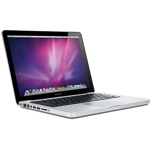 Apple MacBook Pro Core 2 Duo P8400 2.26GHz 4GB 320GB DVDRW GeForce 9400M 13.3 Notebook OS X w-Cam (Mid 2009) - PCMatrix Center