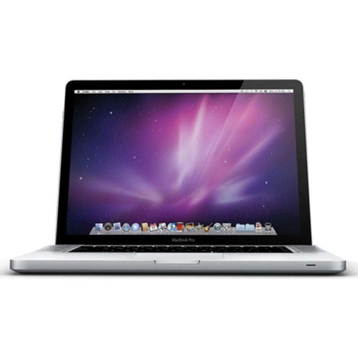Apple MacBook Pro Core 2 Duo T9800 2.93GHz 4GB 320GB GeForce 9600M GT DVDRW 15.4 Notebook OSX w-Cam (Early 2009) - PCMatrix Center