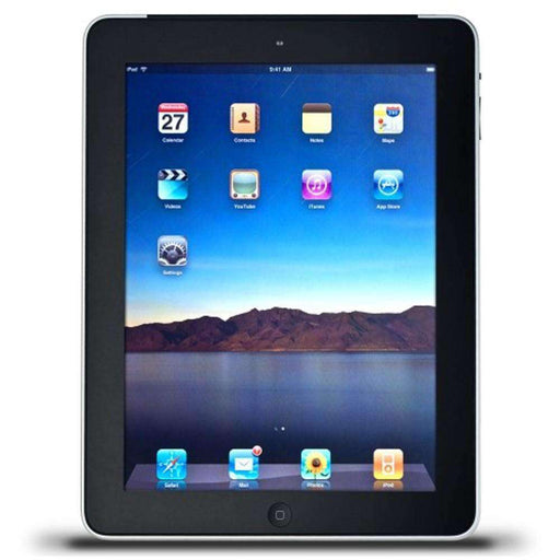 Apple iPad 2 with Wi-Fi+3G 16GB - Black - AT&T (2nd generation) - PCMatrix Center