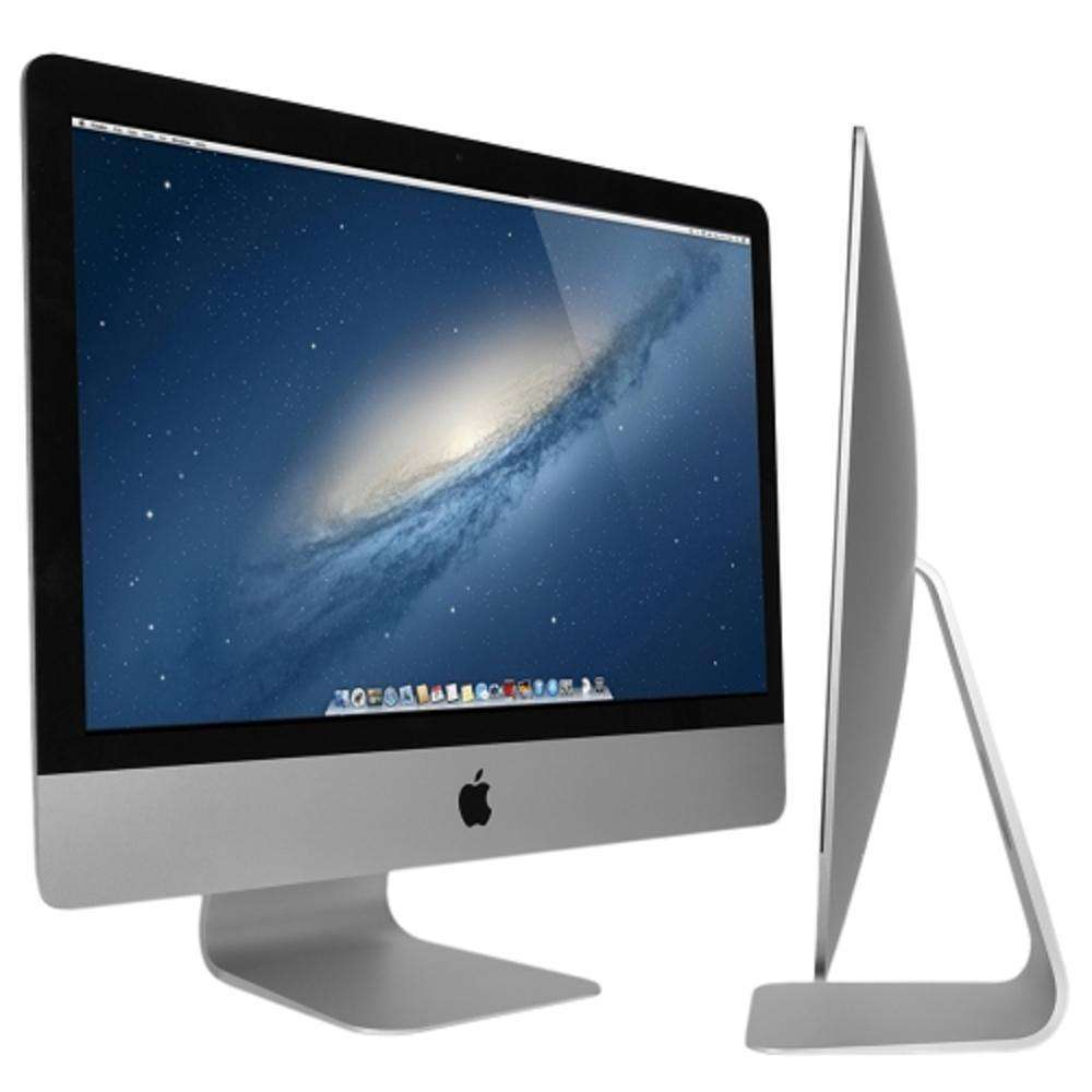 NOVATECH--Apple iMac 21.5 Core i5-5250U Dual-Core 1.6GHz All-in-One Computer - 8GB 1TB-AirPort-OSX-Cam-BT (Late 2015)