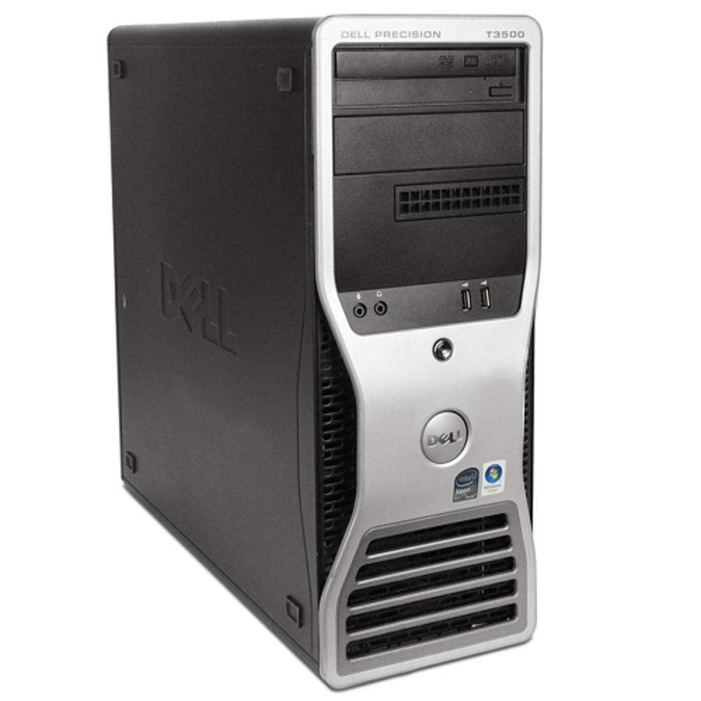 Dell Precision T3500 Workstation Xeon W3503 Dual-core 2.4ghz 6gb 500gb Dvdrw Quadro Nvs 295 No Os W-raid