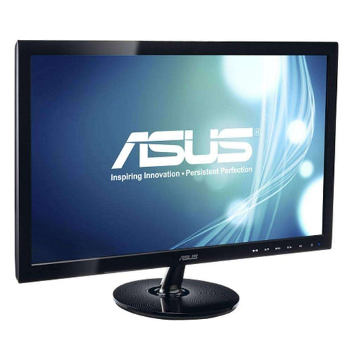 23 Asus Vs238h-p Dvi-hdmi 1080p Widescreen Led Lcd Monitor W-hdcp Support (black)