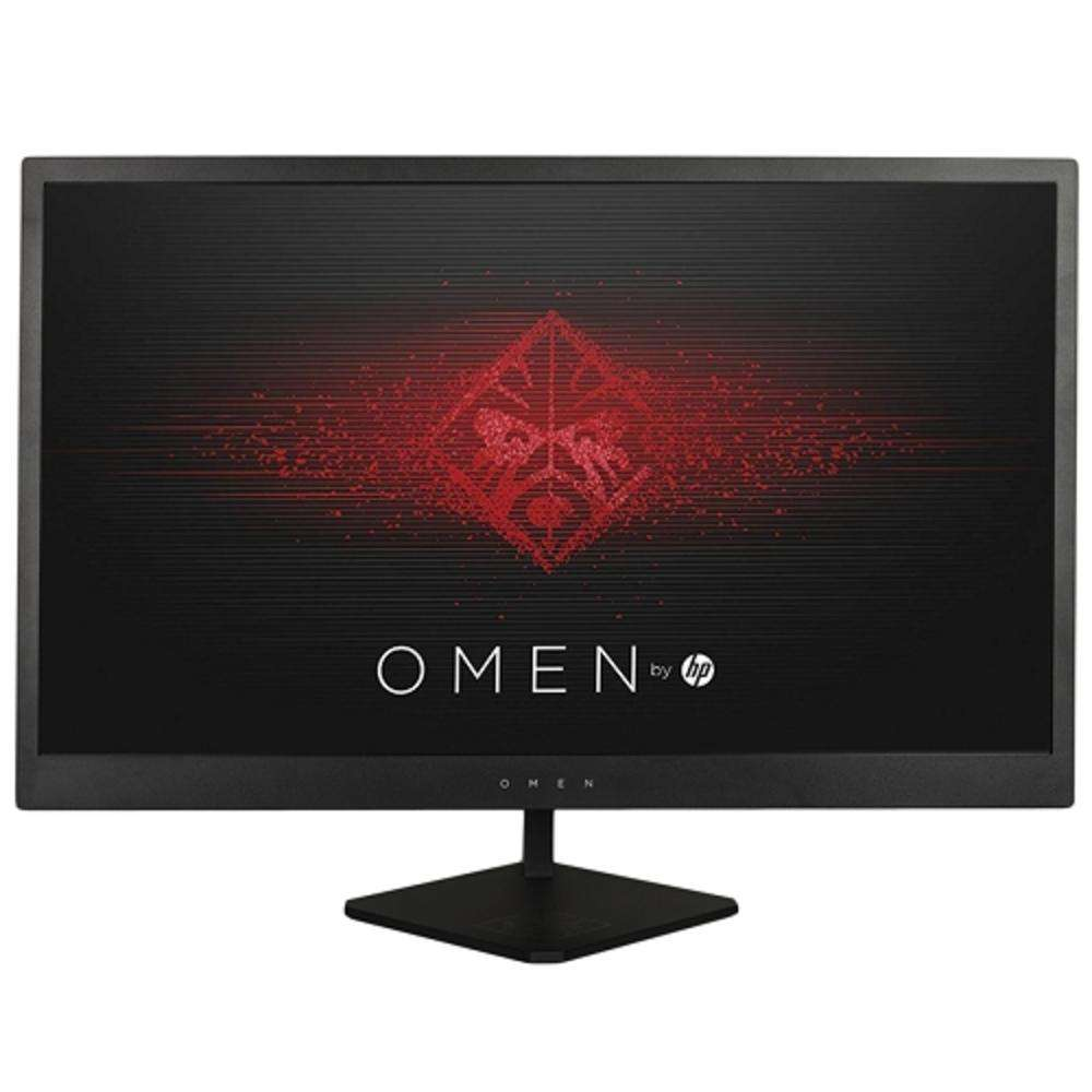 24.5 Hp Omen 1920x1080 @ 144hz Gaming Monitor W-amd Freesynctechnology & 1ms Response Time