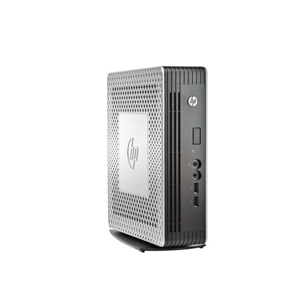 HP T610 Plus Thin CLient AMD T56N 1.65GHz 2GB 1GB Flash OS HP ThinPro DP DVI H1Y33AA#ABA Radeon HD6320