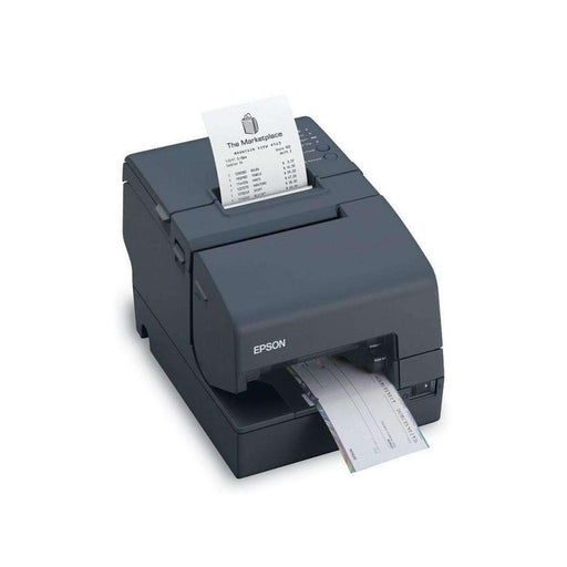 Epson TM-U325D Dot Matrix Receipt Printer Serial Dark Gray C31C213A8671 - PCMatrix Center