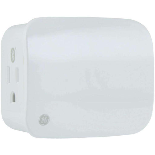 GE(R) 13867 Bluetooth(R) Plug-In Indoor On-off Smart Switch - PCMatrix Center
