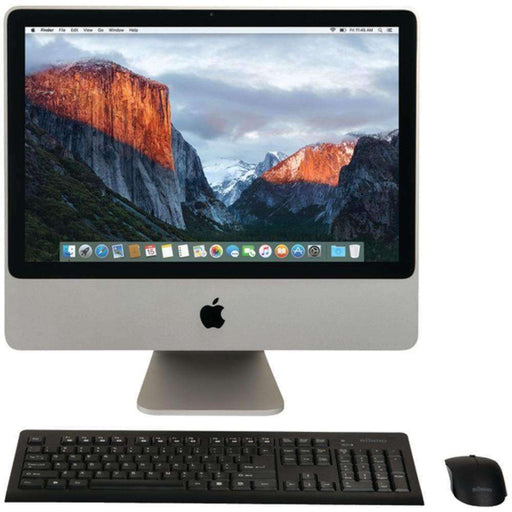 Apple MA876-C2D-4-250 Certified Preloved(TM) 20 iMac(R) Desktop Computer - PCMatrix Center