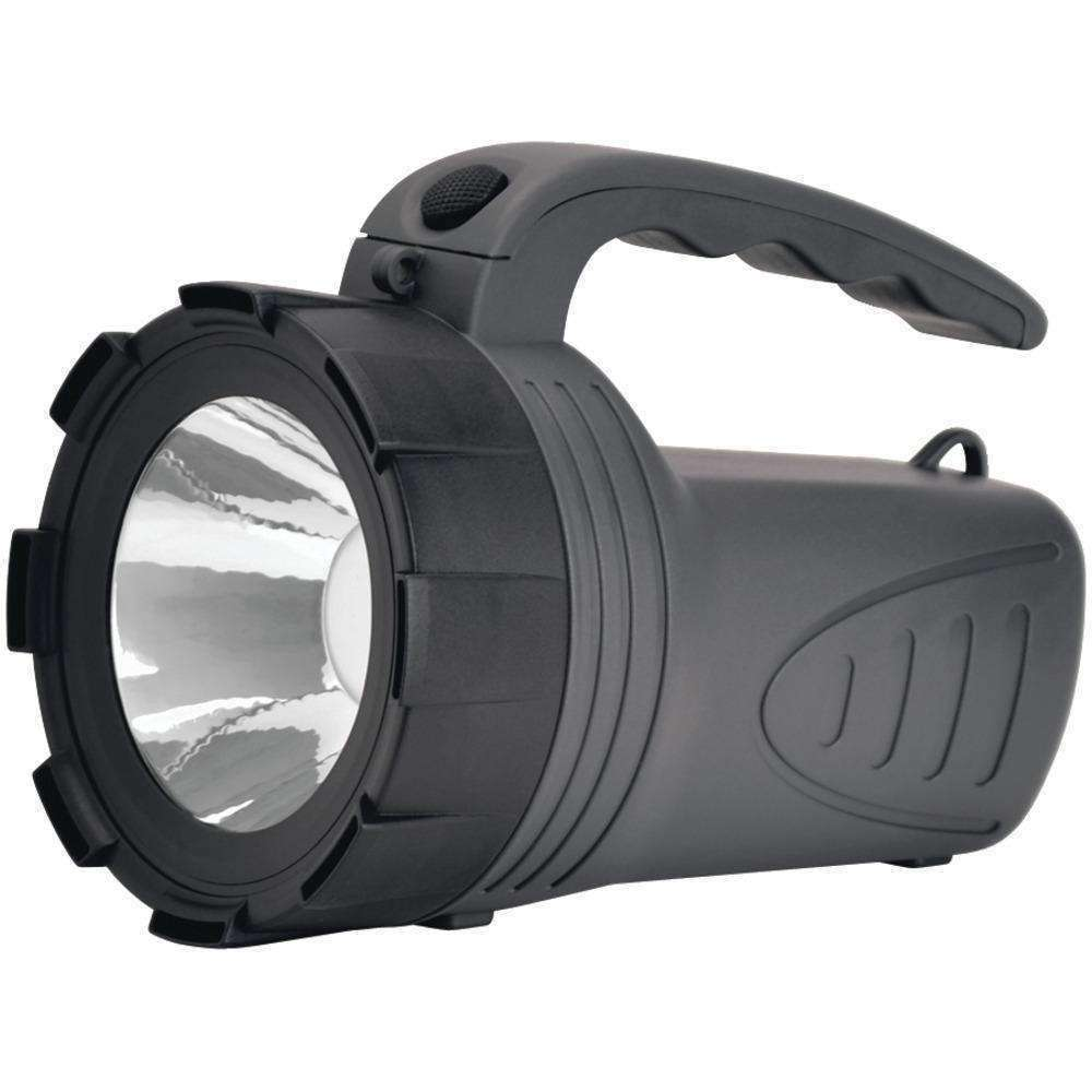 Cyclops 90-lumen 1-watt Rechargeable Spotlight GSMCYCRL1W