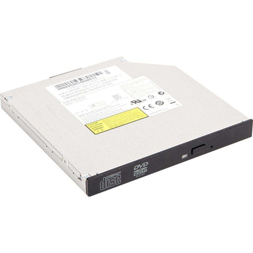 Lenovo ThinkPad DVD-Writer - Business Black - DVD-RAM-±R-±RW Support - 24x CD Read-24x CD Write-16x CD Rewrite - 8x DVD Read-8x DVD Write-6x DVD Rewrite - Double-layer Media Supported - S